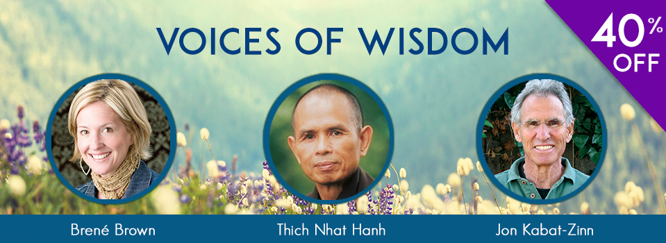 Voices of Wisdom - 40% Off