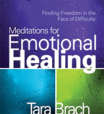 Meditations for Emotional Healing Audio Program with Tara Brach