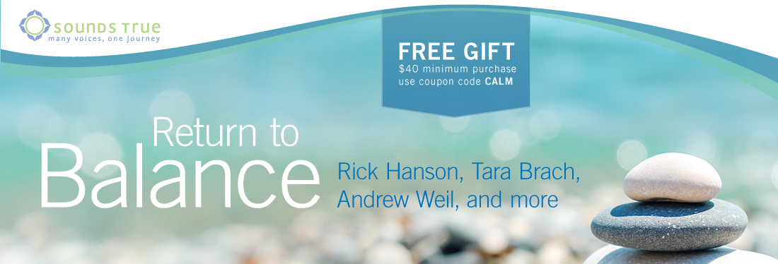 Return to Balance + Get a FREE GIFT!