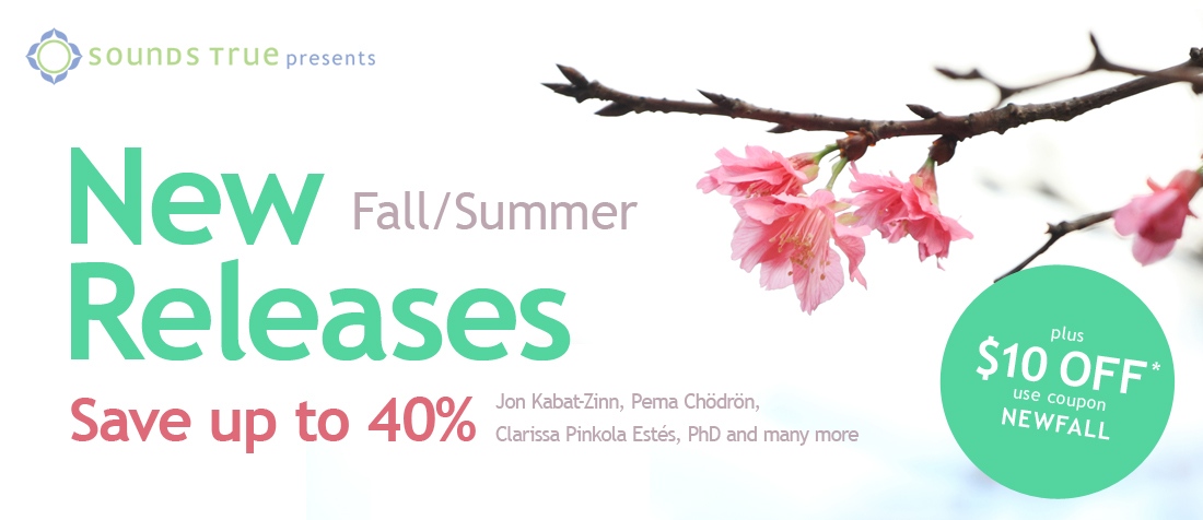 Fall/Summer New Releases: Save up to 40% and get $10 off