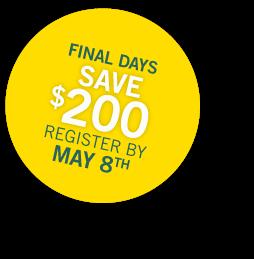 Final Days: Save $200