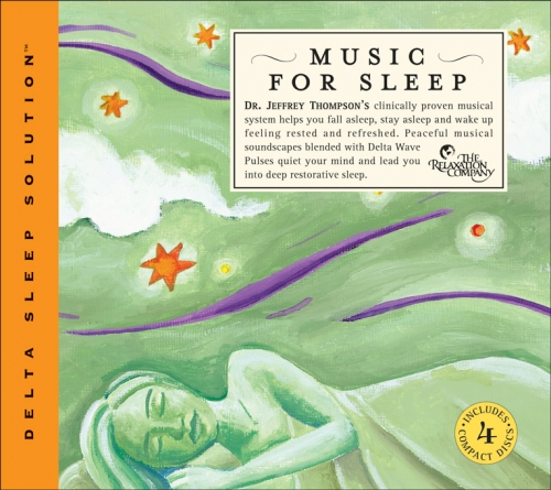Music for Sleep 4 CD Set