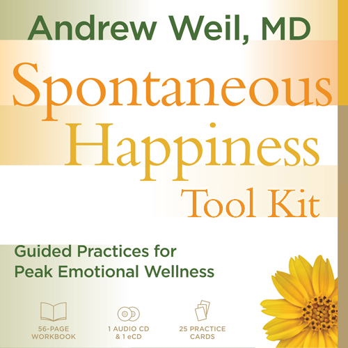 Spontaneous Happiness Tool Kit