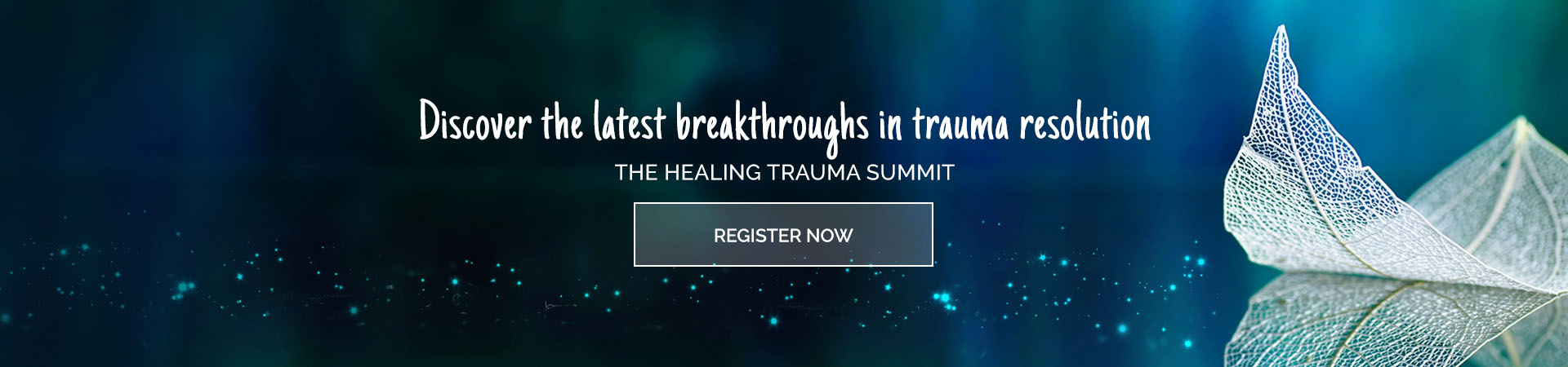 Healing Trauma Summit Opt-in