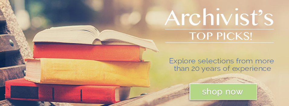 Archivist's Top Picks!
