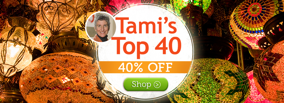 SALE: Tami's Top 40