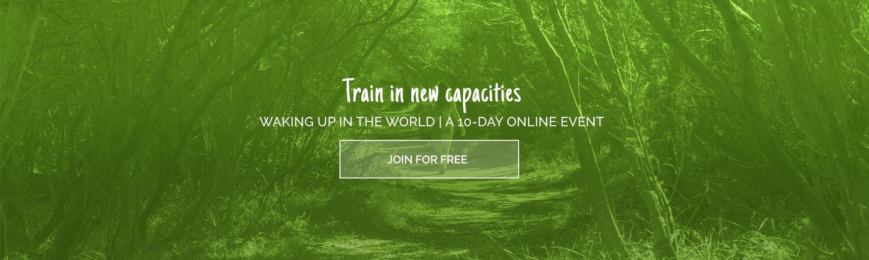 WUITW Online Event Optin