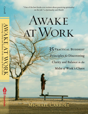 Awake at Work by Michael Carroll