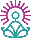 group meditation icon