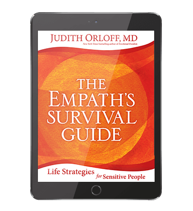 The Empath's Survival Guide book