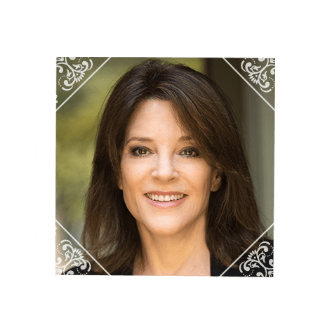 Photo of Marianne Williamson