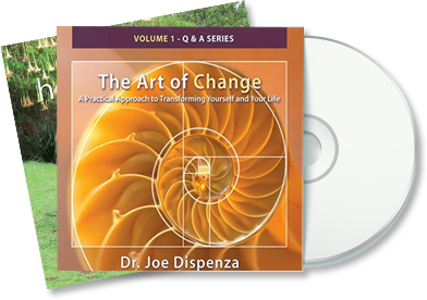 The Art Of Change CD cover