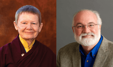Pema Chodron and Greg Boyle