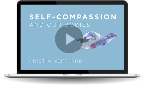 Self-Compassion and Our Bodies Video Intensive