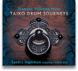 Music cover for Shamanic Visioning Music: Taiko Drum Journeys
