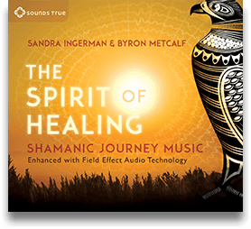 Music cover for The Spirit of Healing