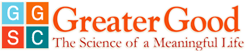 UC Berkeley's Greater Good Science Center logo