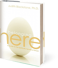 Belonging Here book