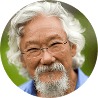 David Suzuki Photo